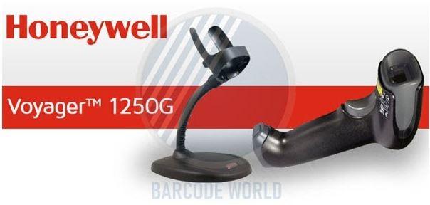 Máy đọc mã vạch Honeywell 1250G - Thiết kế nhỏ gọn mà bền chắc