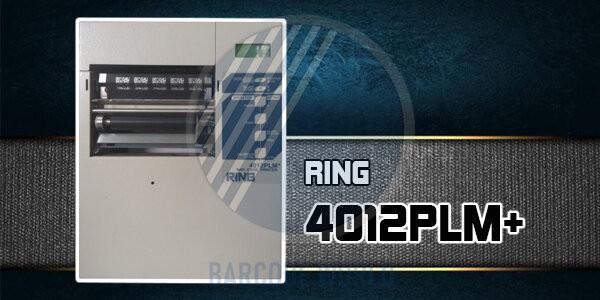 Máy in tem nhãn công nghiệp RING 4012PLM+ với xuất xứ chính hãng 100% Nhật Bản