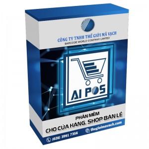 Phần mềm bán hàng cho cửa hàng, shop bán lẻ AI POS