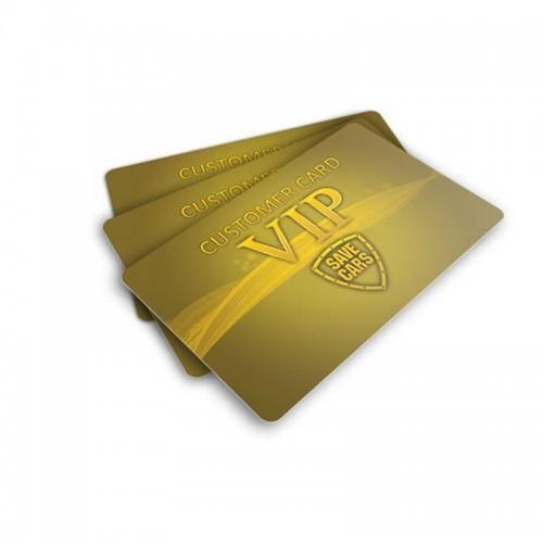 Mẫu các loại thẻ Thẻ VIP, thẻ thành viên