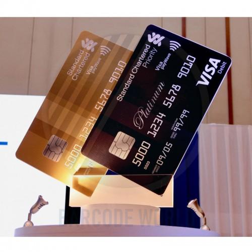 Mẫu các loại thẻ thẻ thành viên Thẻ ngân hàng