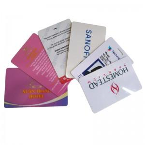 Miếng dán thẻ nhựa