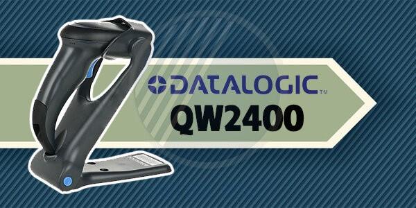 Đầu đọc mã vạch giá rẻ Datalogic QW2400 - Quét hiệu quả mã vạch 1D lẫn 2D