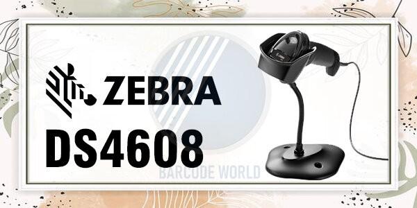 Máy đọc mã vạch siêu thị Zebra DS4608