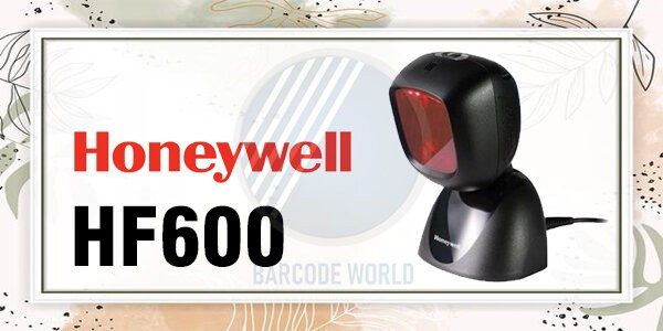 Máy đọc mã vạch siêu thị Honeywell HF600