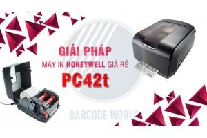 GIẢI PHÁP MÁY IN HONEYWEL GIÁ RẺ PC42t