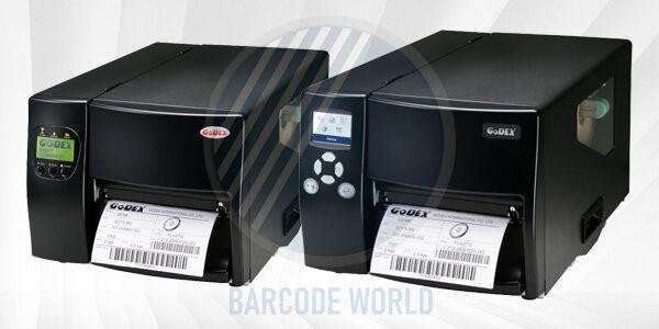 Máy in tem barcode với độ rộng in 6 inch cho khả năng in ấn đa dạng hơn
