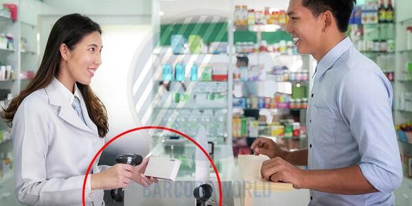 Trang bị máy quét mã vạch tính tiền tốt nhất cho hiệu thuốc là rất cần thiết