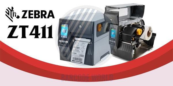 Máy in Zebra ZT411 - Phiên bản cải tiến cho ZT410