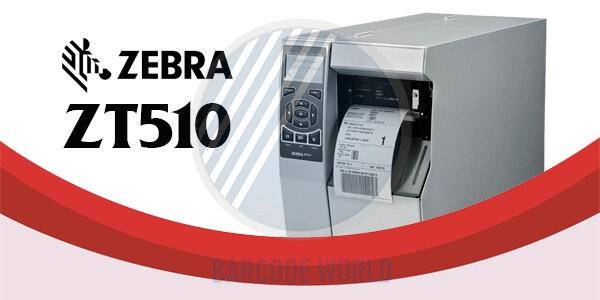 Máy in Zebra ZT510 - Hoạt động mạnh mẽ mới hiệu suất công nghiệp