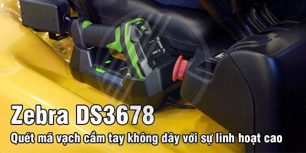 Máy quét mã vạch công nghiệp Zebra DS3678