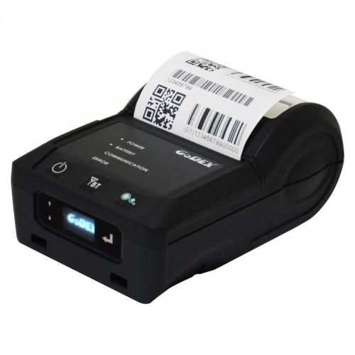 Máy in tem nhãn mã vạch và hóa đơn di động GoDEX MX30i