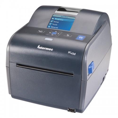 Máy in tem nhãn mã vạch Intermec PC43d (Honeywell PC43d)