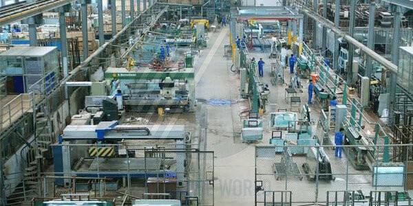 Nhà máy sản xuất kính công nghiệp, kính cường lực