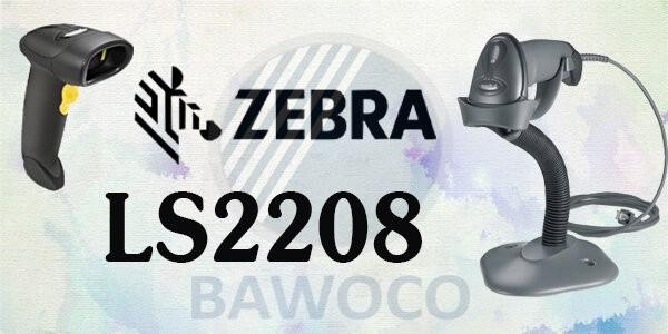 Máy quét mã vạch 1D Zebra LS2208