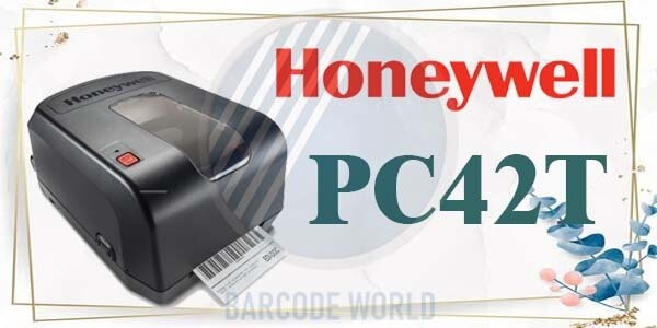 Máy in QR code Honeywell PC42t - chất lượng in tốt, vận hành ổn định