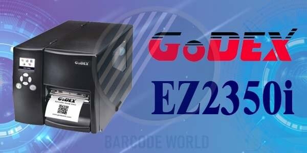 Máy in tem GoDEX EZ2350i chính hãng