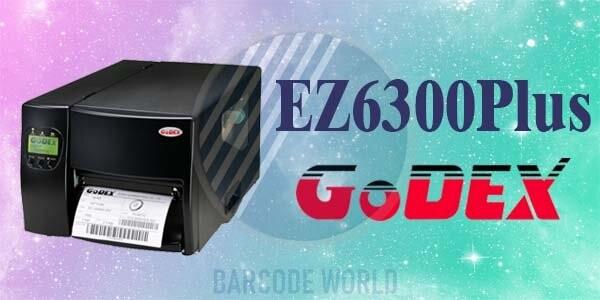 Godex EZ6300Plus - đáp ứng mọi nhu cầu in ấn của doanh nghiệp