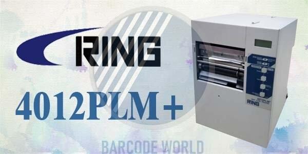 Máy in tem nhãndecal Ring 4012PLM+ có năng suất làm việc hiệu quả