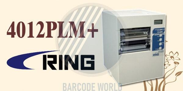 Máy in tem bạc Ring 4012PLM+ - công suất hoạt động khủng, khả năng in ấn hiệu quả