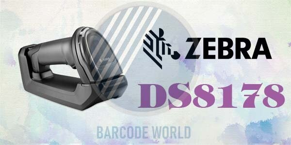 Máy đọc mã vạch không dây Zebra DS8178 có tốc độ quét nhanh và chính xác