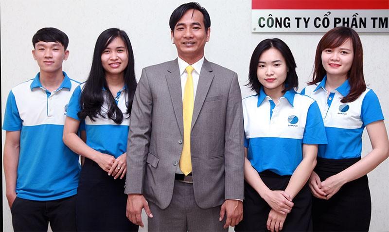Đội ngũ Công ty Thế Giới Mã Vạch