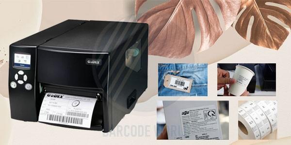 Máy in mã vạch - Thiết bị giúp người dùng in ấn nhiều loại tem nhãn chuyên dụng khác nhau hiệu quả