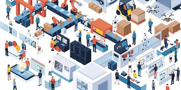 Ứng dụng giải pháp quản quản lý sản xuất giúp tối ưu các quy trình, mang đến hiệu quả cao