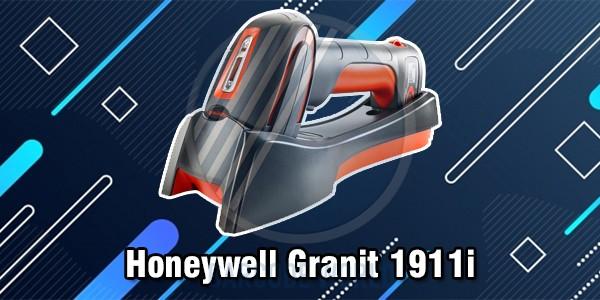 Máy quét mã vạch không dây Honeywell Granit 1911i
