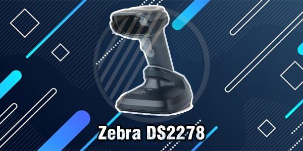 Máy quét mã vạch không dây Bluetooth Zebra DS2278