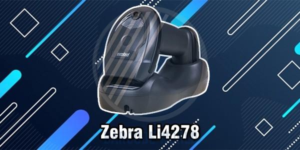 Máy quét mã vạch không dây Bluetooth Zebra Li4278