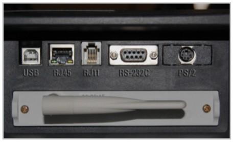 Cân điện tử in nhãn CAS CL5200 hỗ trợ nhiều giao diện kết nối