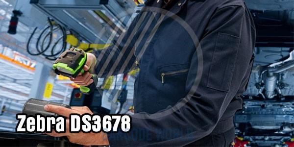 Máy đọc mã vạch không dây Zebra DS3678