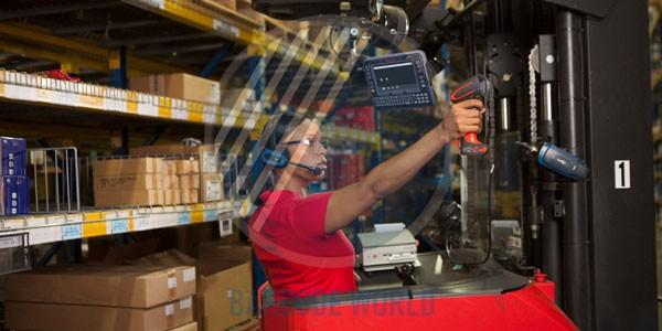 Máy quét mã vạch không dây mang đến sự linh hoạt, tiện dụng cao cho ứng dụng trong sản xuất, kho bãi