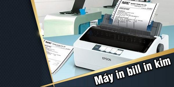 Máy in hóa đơn in kim