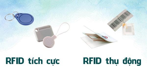 Nên sử dụng loại thẻ RFID nào?