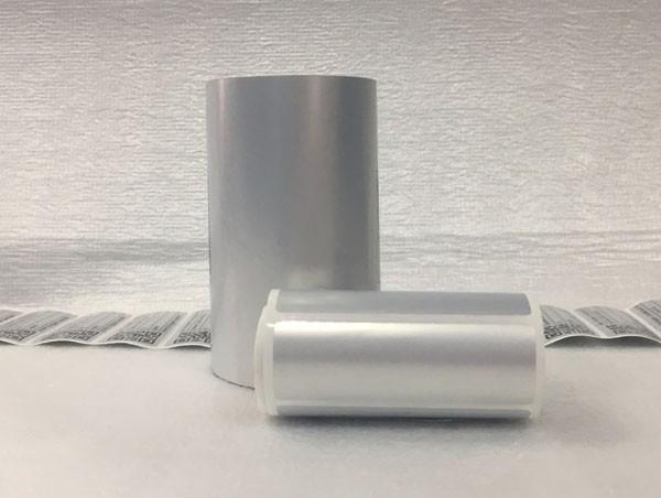 Decal xi kim loại (decal nhôm, decal xi bạc) - Giấy in xi bạc