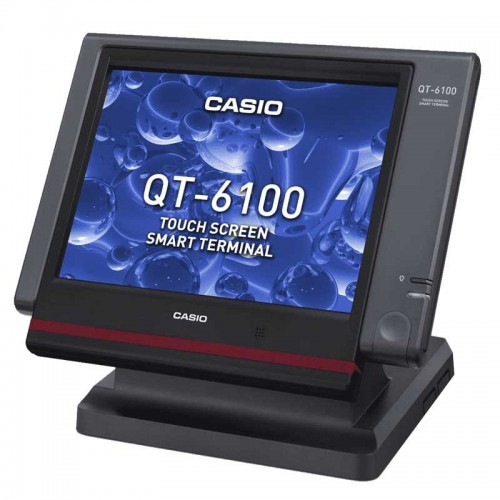 Máy bán hàng - POS POS CASIO QT-6100