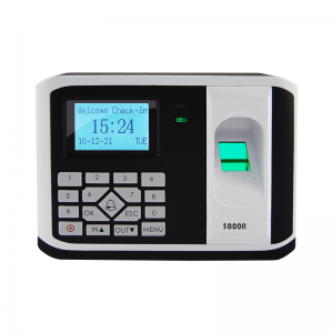 Máy chấm công vân tay và thẻ cảm ứng Ronald Jack 5000AID