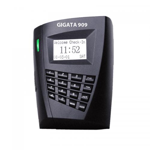 Máy chấm công thẻ cảm ứng kiểm soát cửa ra vào GIGATA 909