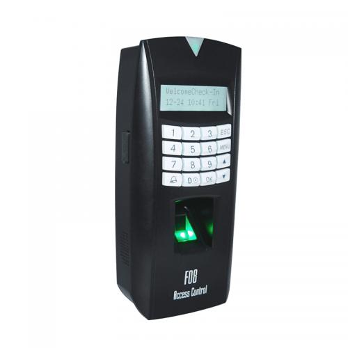 Máy chấm công vân tay, thẻ cảm ứng, kiểm soát ra vào MITA F08