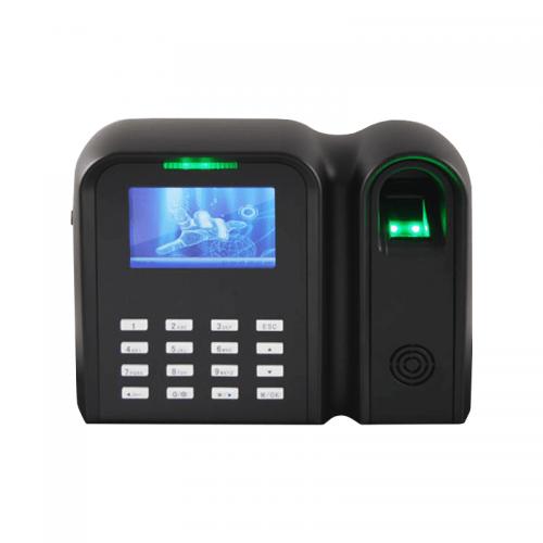 Máy chấm công vân tay và thẻ cảm ứng Ronald Jack Q-Clear 6869