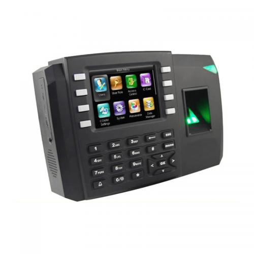 Máy chấm công vân tay và thẻ cảm ứng Ronald Jack TFT 600