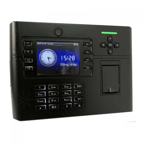 Máy chấm công vân tay - thẻ cảm ứng - kiểm soát ra vào GIGATA TFT 900