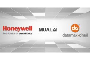 HONEYWELL ĐÃ HOÀN TẤT VIỆC MUA LẠI DATAMAX-O'NIEL