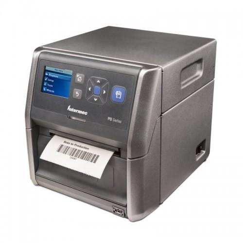 Máy in mã vạch công nghiệp Honeywell Intermec PD43