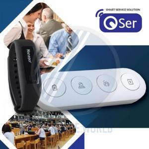 Bộ gọi nhân viên thông minh QSer - Giải pháp cải thiện chất lượng phục vụ hiệu quả