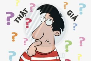 PHẢI LÀM SAO KHI THỊ TRƯỜNG TRÀN NGẬP GIẤY IN MÃ VẠCH GIẢ, KÉM CHẤT LƯỢNG?