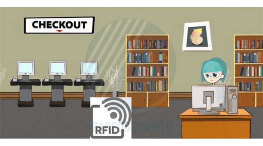 ỨNG DỤNG CÔNG NGHỆ RFID QUẢN LÝ TỰ ĐỘNG HÓA Ở THƯ VIỆN