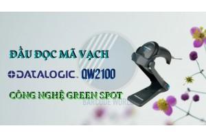 ĐẦU ĐỌC MÃ VẠCH DATALOGIC QW2100 CÔNG NGHỆ GREEN SPOT